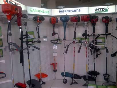 бензотриммеры с гарантией от производителя Stihl, Husqvarrna, MTD, GardenLine, Hyndai и OleoMac