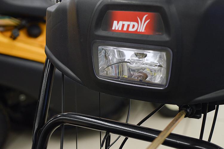 Снегоуборщик MTD Optima ME 76
