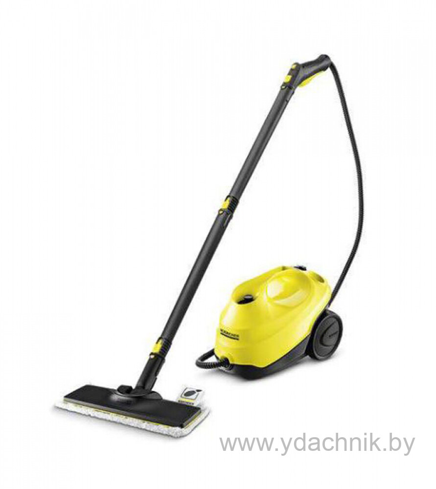 Пароочиститель KARCHER SC 3 EasyFix (yellow)* EU